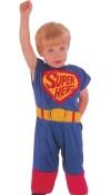 Костюм карнавальный детский Супермена  для ребенка3-4 лет