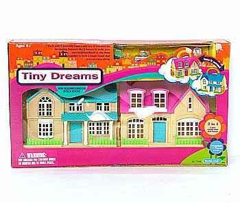"Дом для куклы ""Tiny Dreeams 2 в1"""