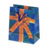 """Бумажный пакет """"Коробка с бантом"""""""