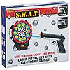 Лазерный пистолет с электронной мишенью