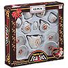 Керамический чайный набор, 13 предметов