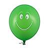 """Воздушные шары """"С рисунком - улыбка"""", 5 шт в пакете"""