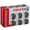 Магнитный конструктор BONDIBON SMARTMAX, дополнительный набор, 6 шаров