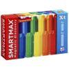 Магнитный конструктор BONDIBON SMARTMAX, дополнительный набор,6 коротких и 6 длинных палочек