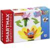 """""""Забавные Цветы"""" - магнитный конструктор BONDIBON SMARTMAX, специальный набор"""