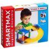 """""""Паркинг"""" - магнитный конструктор BONDIBON SMARTMAX, специальный набор"""