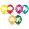 """Воздушные шары BELBAL с рисунком """"Ромашки"""", 50 шт."""