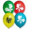 """Воздушные шары BELBAL с рисунком """"Бабочки"""", 50 шт."""
