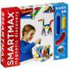 Магнитный конструктор BONDIBON SMARTMAX, основной набор, 36 деталей