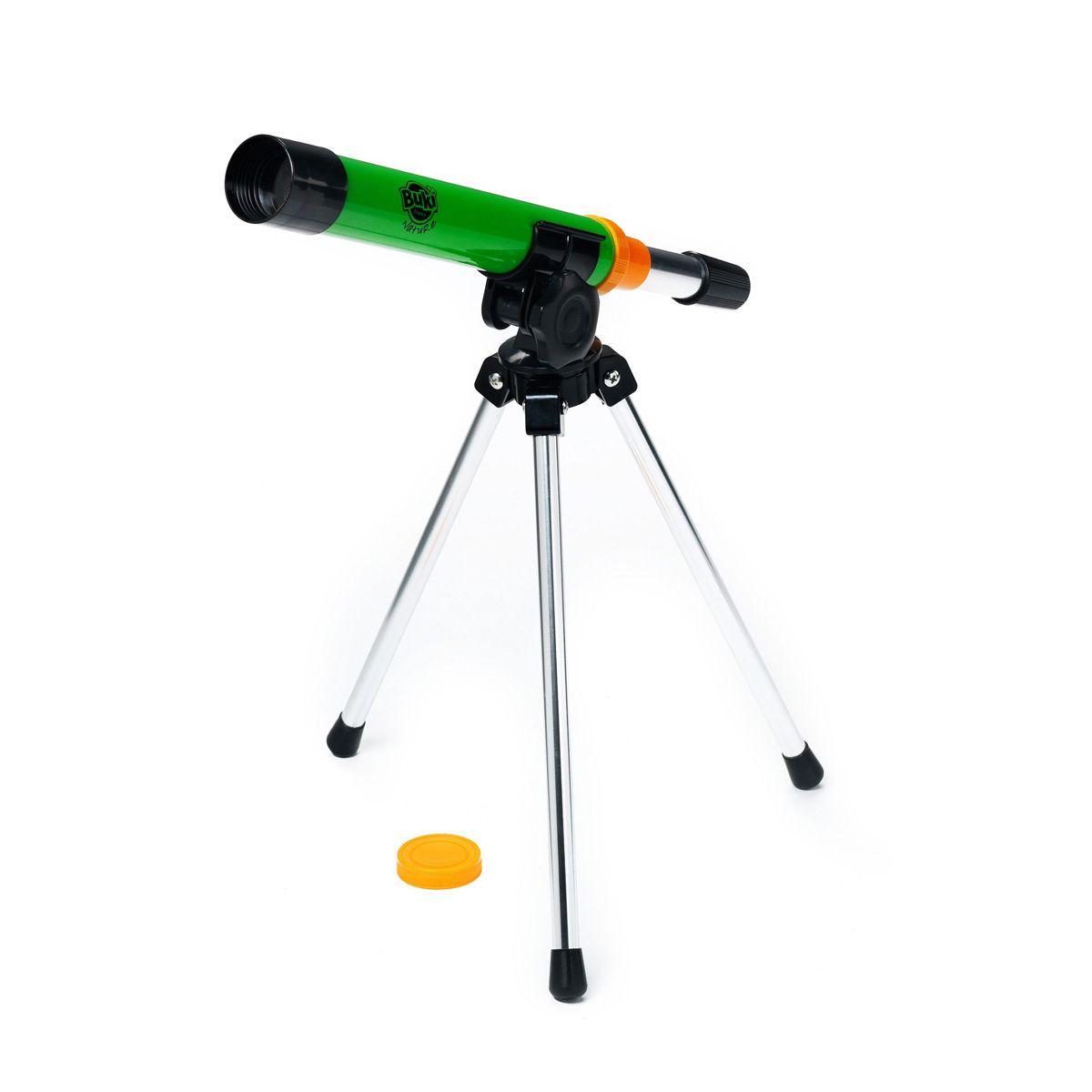 """""""Телескоп для путешествий"""" - французские научно-познавательные опыты Науки с Буки BONDIBON"""