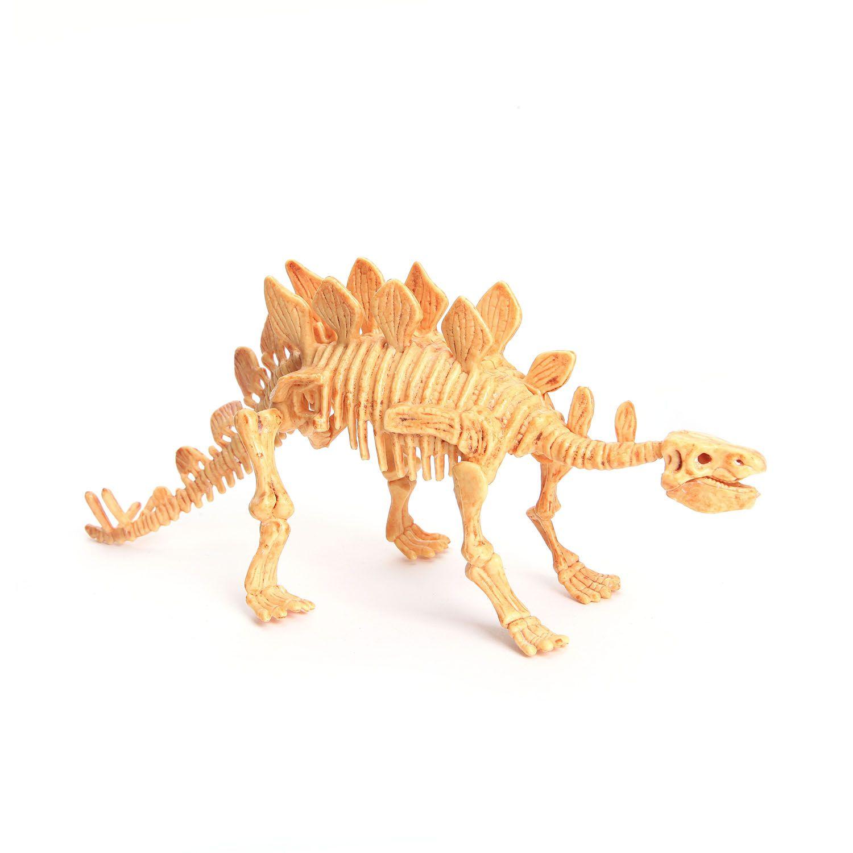 """""""Стегозавр"""" - французские научно-познавательные опыты Исторические раскопки BONDIBON"""