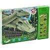 """Обучающая книга """"Умный Я. Травоядные динозавры"""""""
