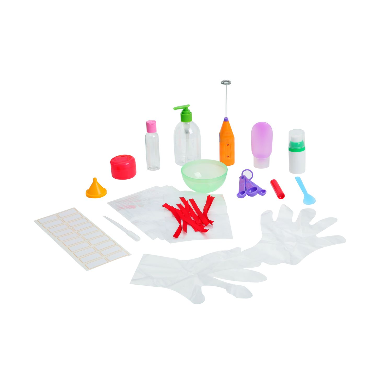 """""""Лаборатория СПА (15 экспериментов)"""" - французские научно-познавательные опыты Науки с Буки BONDIBON"""