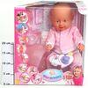 Кукла Warm baby, с горшком и аксессуарами (пьет и писает)