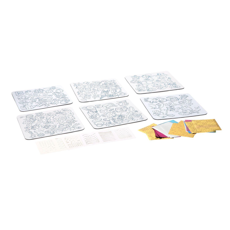 """""""Волшебные наклейки с 3D эффектом"""" - набор для творчества BONDIBON"""