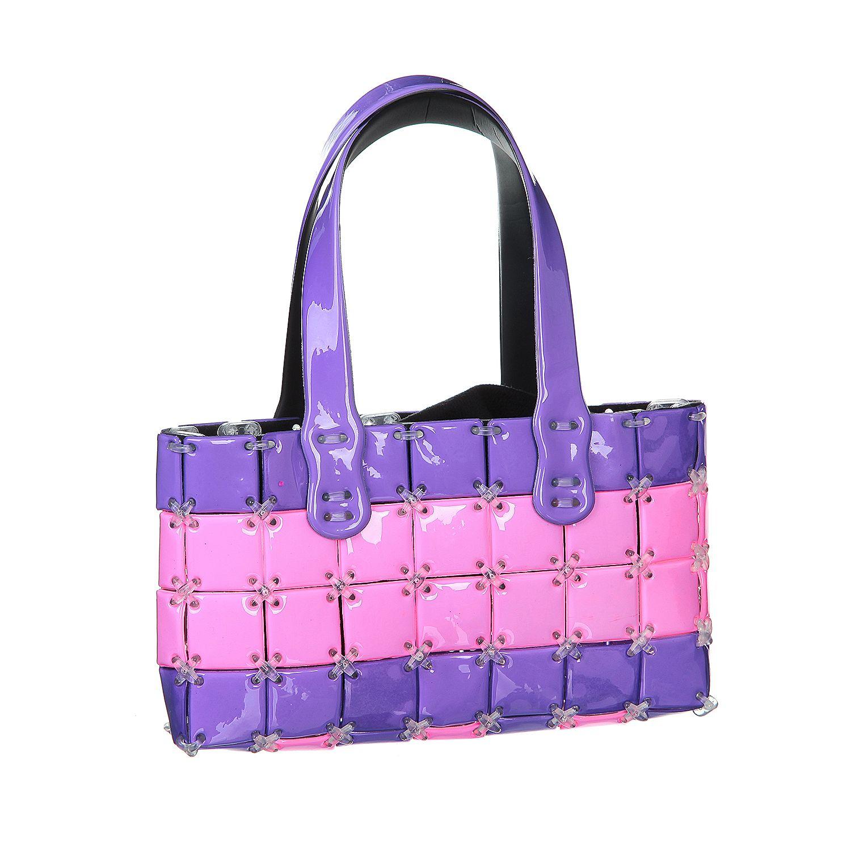 """""""Я дизайнер. Сделай сумку из пластин"""" - набор для творчества BONDIBON"""