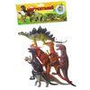 """""""Ребятам о зверятах. Динозавры"""" - набор животных BONDIBON"""