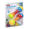 """""""Маракасы. 2 шт"""" - набор развивающих пластиковых погремушек Bondibon"""