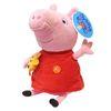 "Мягкая игрушка с озвучкой ""Peppa Pig. Пеппа с игрушкой"""