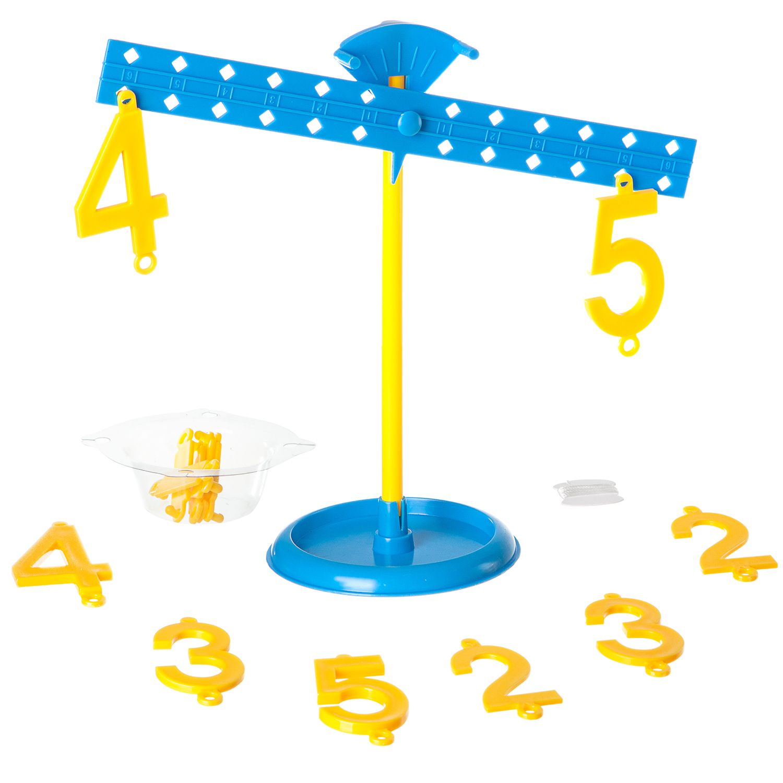 """""""Игры с числами"""" - японские научно-познавательные опыты Науки с Буки BONDIBON"""