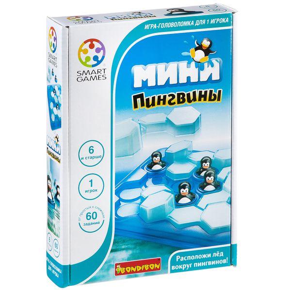 """""""Мини-<b>пингвины</b>"""" - логическая <b>игра BONDIBON</b> – покупайте в ..."""
