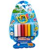 Набор плавающий пластилин Smile Kids, с формочкой, РЫБКА
