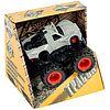 Пластиковая инерционная машинка на резиновых полых шинах 4WD, 4 вида, в ассортименте 12 цветов