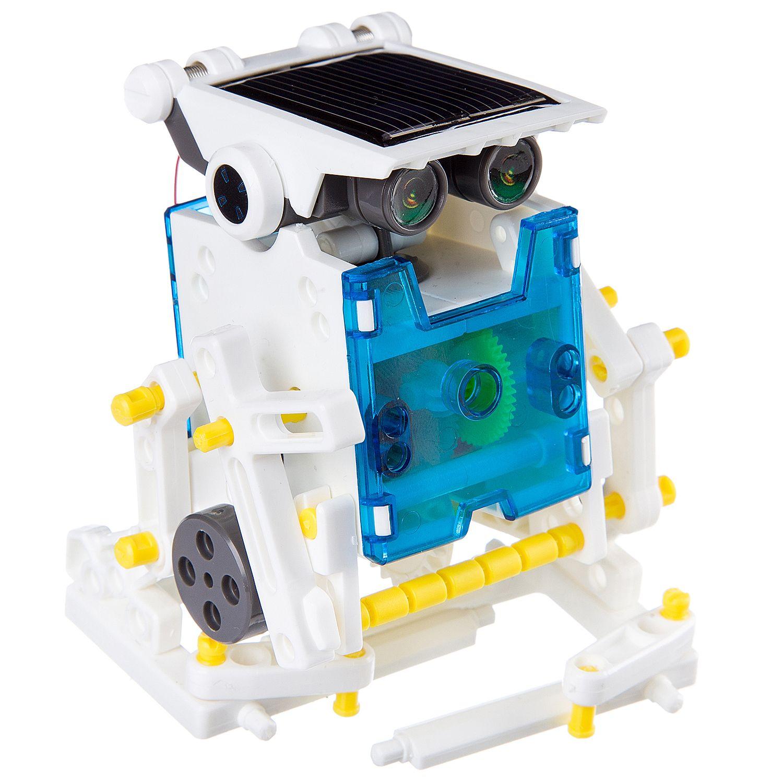 """""""Солнечный Робот"""" - Французские научно-познавательные опыты Науки с Буки BONDIBON"""
