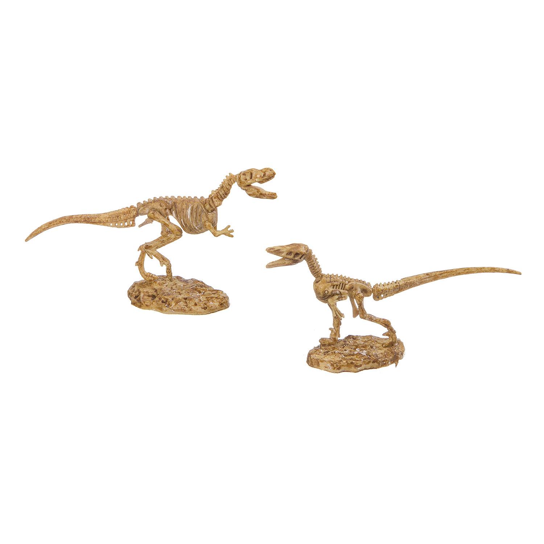 """""""Динозавры 2 в 1"""" - Французские опыты Науки с Буки BONDIBON"""