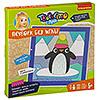 """""""Печворк без иглы. Пингвин"""" - набор для творчества  BONDIBON."""