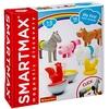 """""""Мой первый набор животных фермы"""" - магнитный конструктор SmartMax"""