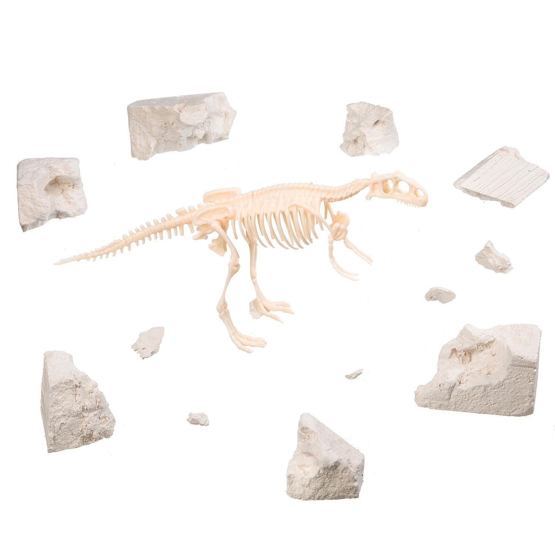 """""""Раскопки. Тираннозавр"""" -исторические раскопки Науки с Буки Bondibon"""