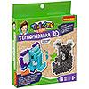 """Термомозаика  3D. Коала и слон"" - набор для творчества  BONDIBON"