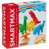 """Магнитный конструктор Bondibon SmartMax """"Мой первый набор динозавров"""" 14 дет."""